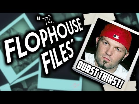 Remember When Fred Durst Was In A Bunch Of Video Games? - The Flophouse Files
