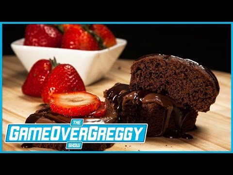 Gawker and Dessert - The GameOverGreggy Show Ep. 143