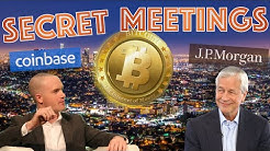 UNCOVERED: Coinbase & J.P. Morgan's SECRET MEETING for YEARS! Decentralized Twitter, D-Social Coming