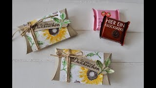 Tutorial: Pillowbox im Herbstlook (Bloghop)