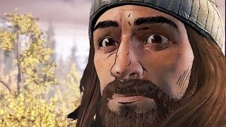 The Walking Dead Episode 2 - Jesus - Tie Him Up Or Trust Him - Alternative Choices (A New Frontier)