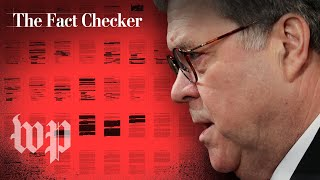 What Attorney General Barr said vs. what the Mueller report said | The Fact Checker thumbnail