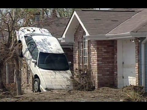 Hurricane Katrina: St. Bernard Parish damage