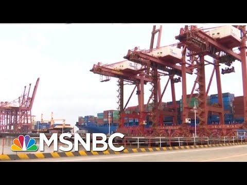 President Donald Trump's Trade War Might Not Hurt Him Politically   Velshi & Ruhle   MSNBC