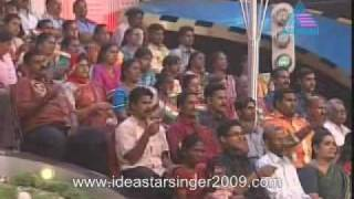 Idea Star Singer Season 4 Stage 2, June 18 Gopal Jaykrishnan Combination Round