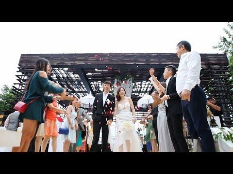 [峇里島婚禮]Wedding at Alila Villas Uluwatu BALI