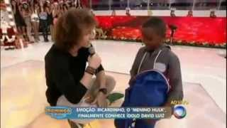 David Luiz surprises Ricardinho (English Subtitles)