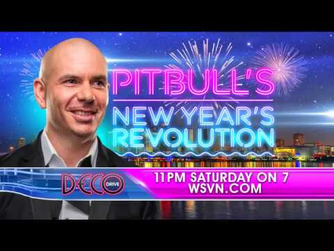 Pitbull's Worldwide NYE VIP Party