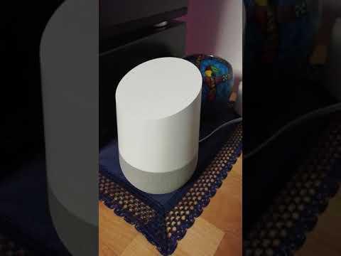 Google Home Sprachausgabe mit Node-Red
