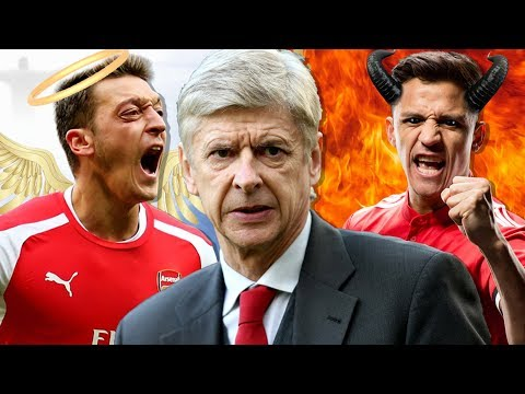 Wenger Out vs Arsenal - Fifa 18 Experiment