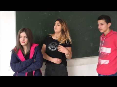 """""""Ja u ulozi profesora""""-Dan škole (JU Srednja stručna škola Berane)"""