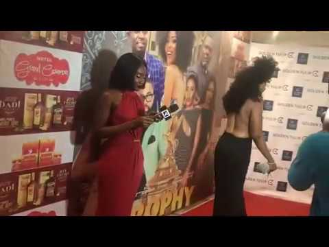 Premiering Of Trophy New Ghana Movies!! Bill Asamoah,Emilia Brobe,Bishop Bernad Nyako Full Video