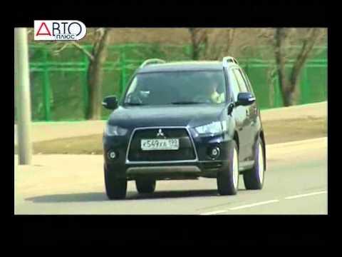Видео Митсубиси Аутлендер ХЛ - видео тест-драйв Mitsubishi ...