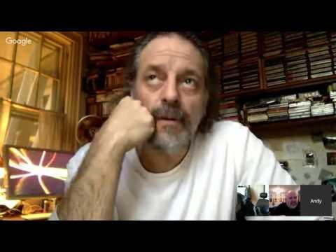 LIVE chat with Guitar World Magazine Senior Editor/Guitarist Andy Aledort 3/23/16