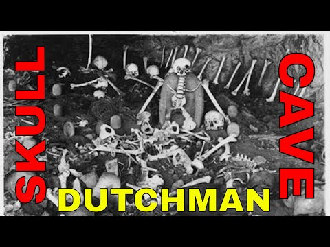 Lost Dutchman Mine - Cave of Skulls