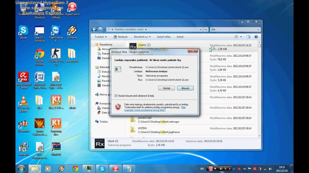 revolutionxpk client