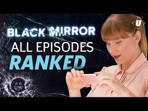 Every Black Mirror Episode Ranked (Seasons 1-3)