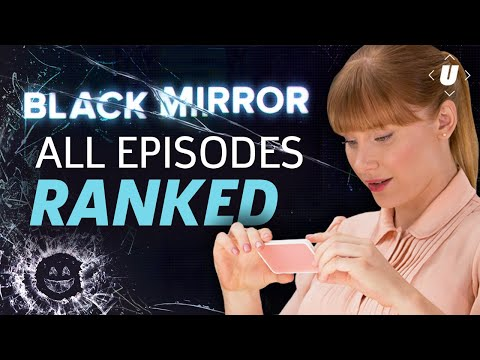 Every Black Mirror Episode Ranked (Seasons 1-3)