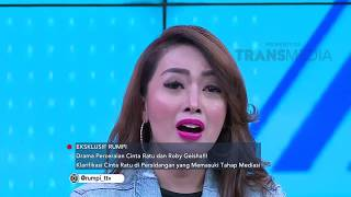 Video RUMPI - Klarifikasi Cinta Ratu Yang Memasuki Tahap Mediasi (13/3/18) Part 1 download MP3, 3GP, MP4, WEBM, AVI, FLV Maret 2018