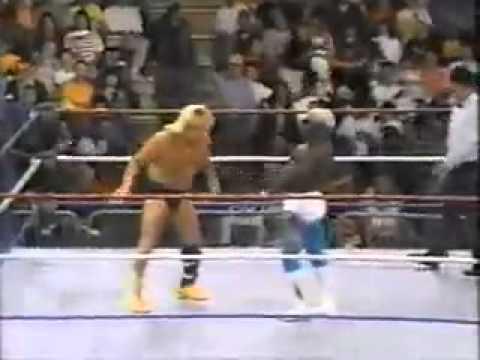 Koko B Ware vs  Greg Valentine