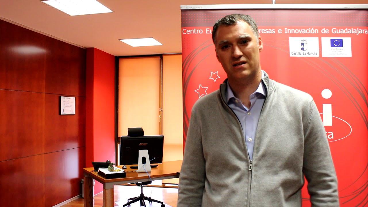 Programa de Emprendimiento Colaborativo CLM - Proyecto CMG de Carlos Martínez