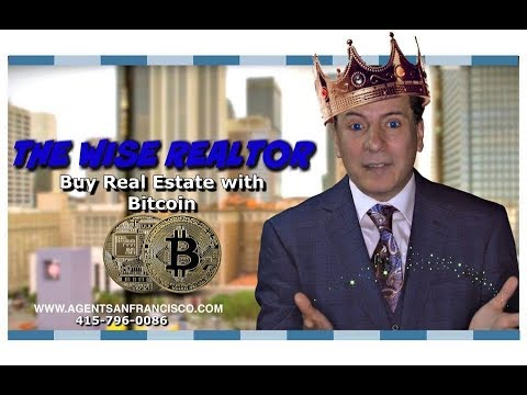 Buy Real Estate With Bitcoin - New Escrow Closing Process 415-796-0086