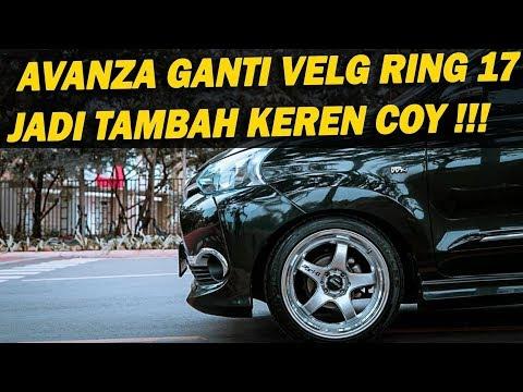 470 Koleksi Gambar Modif Mobil Avanza Ring 17 Terbaik