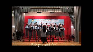 Publication Date: 2021-01-20   Video Title: 明愛馬鞍山中學聖詠團表演片段:「圍牆下的人」(原曲:Heal