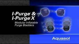 Aquasol IPurge and IPurge X -  модульные системы надувных камер  Обзор