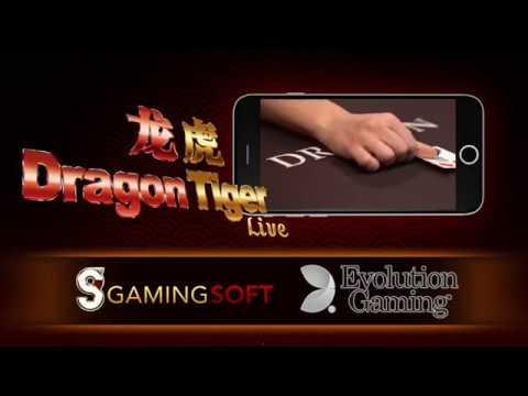 GamingSoft - Dragon Tiger by Evoluiton Gaming
