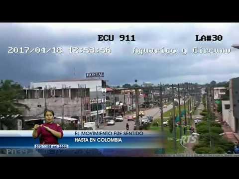 Sismo de 6,1 grados con epicentro en Pastaza sacudió varias provincias
