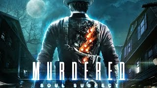 Murdered: Soul Suspect All Cutscenes (Game Movie) 1080p HD