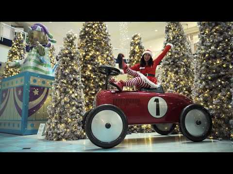 Travel Guide Bloomington, Minnesota, United States - Mall of America® Holiday Shopping