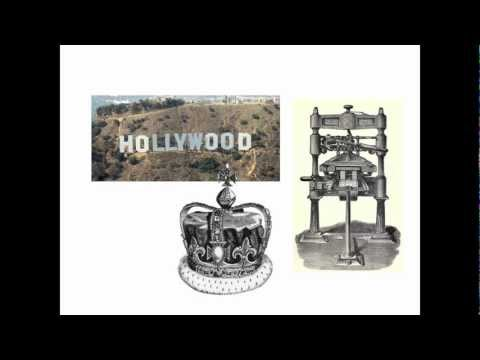Metonymy and Synecdoche- Hollywood and the Crown