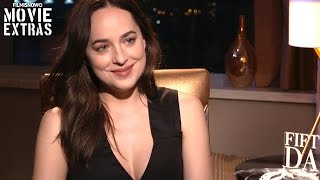 fifty Shades Darker (2017) Dakota Johnson talks about her experience making the movie