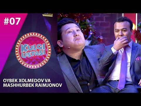 Kulgi Ustasi 7-son Oybek Xolmedov Va Mashhurbek Raimjonov   (24.12.2019)