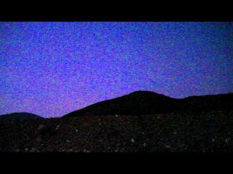 strange sounds January in San Bernardino, CA