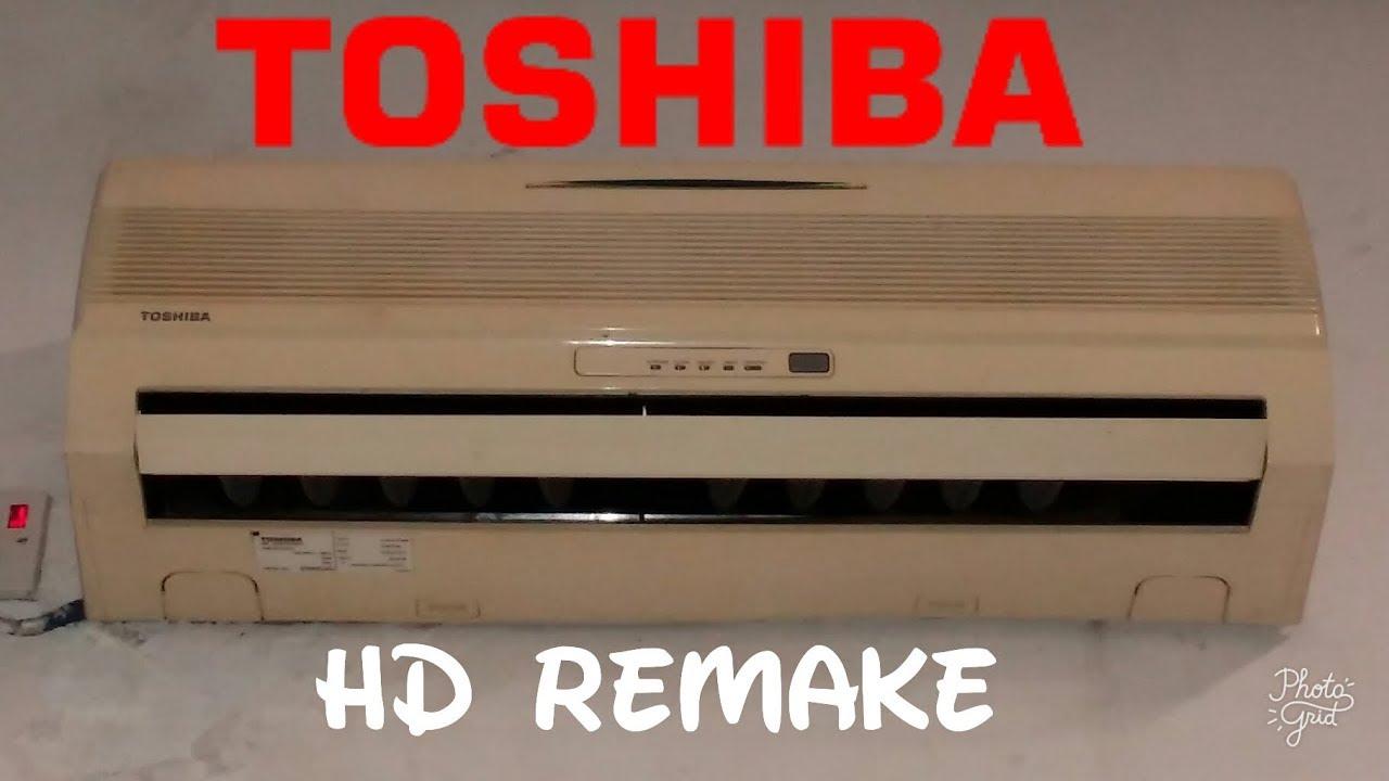 Toshiba Mini Split Air Conditioner Hd Remake