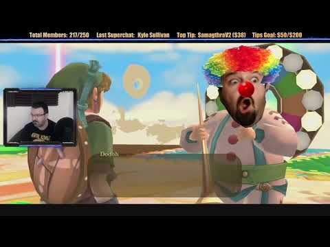 This is How You Don't Play Skyward Sword HD (2021) - Presented by KingDDDuke