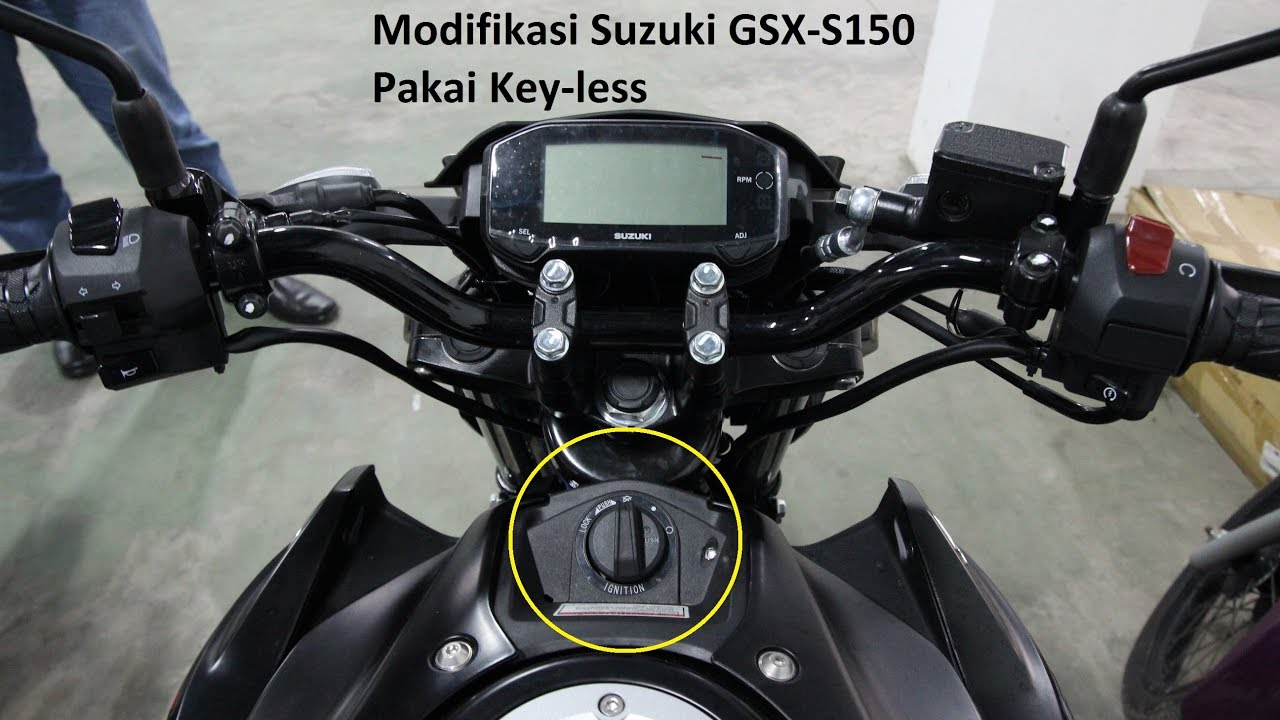 Koleksi 76 Modifikasi Motor Gsx S 150 Terlengkap Cermin Modifikasi