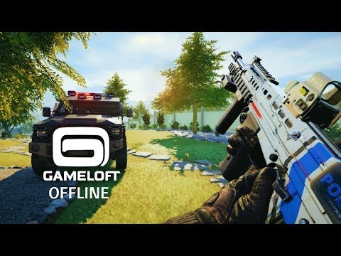 Top 5 Offline Gameloft Games For Android/IOS [GameZone]