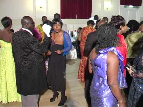 Ghana Dynamic International Club.London, Annual / Dance, 2010. 01/01/2011. part 2