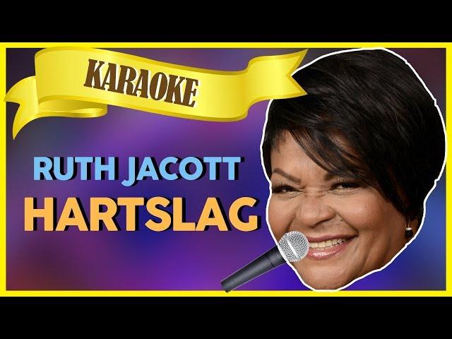 Ruth Jacott - Hartslag // Sterren NL Karaoke
