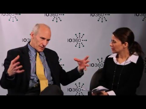 Carl June, MD, Immuno-Oncology Pioneer Speaks with Valerie Bowling, Conference Forum at IO360