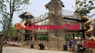 Adventure Trail – Unharnessed Play Experience