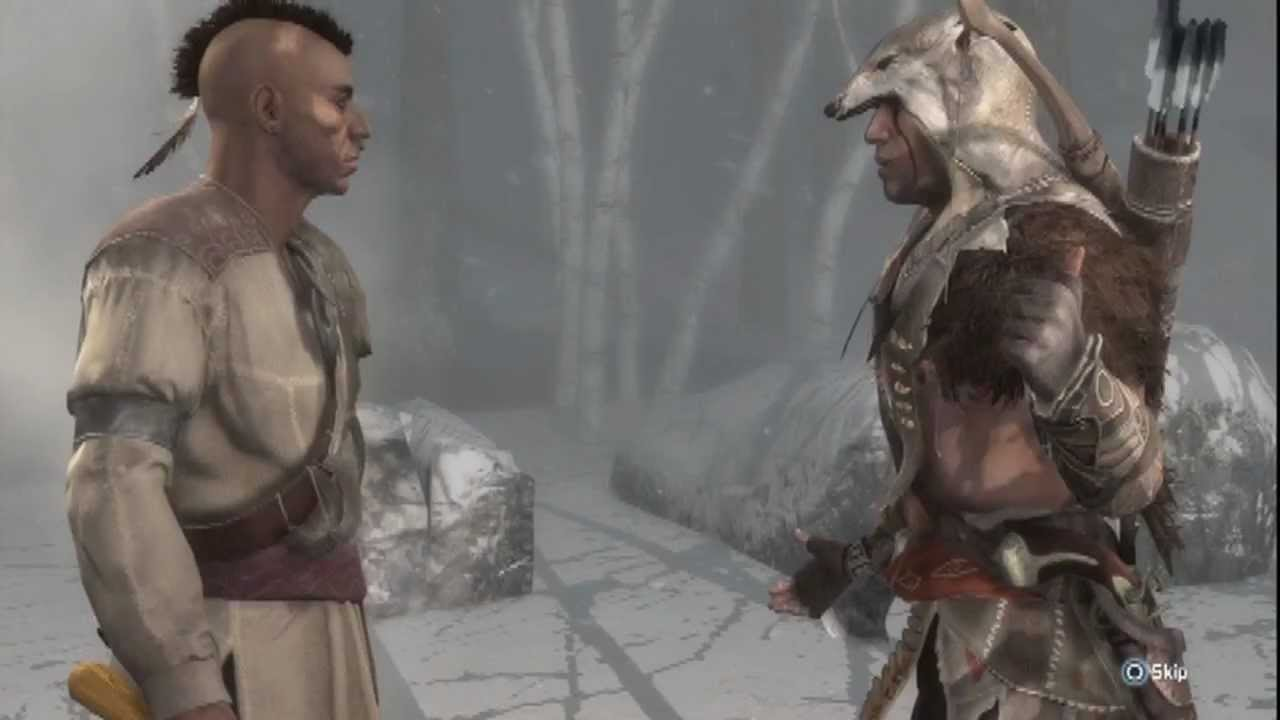 Connar S New Awesome Wolf Outfit Ac3 Youtube