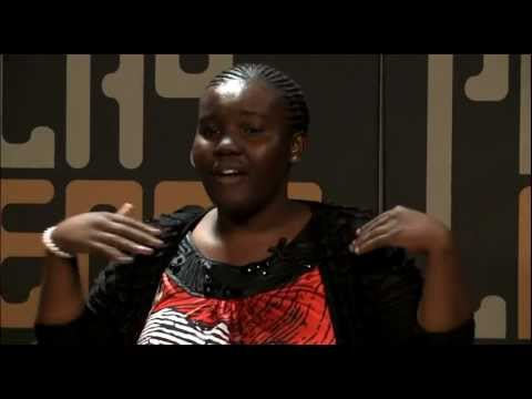 TEDxYouth@Soweto - Zamantungwa Khumalo - Rising to the African Challenge