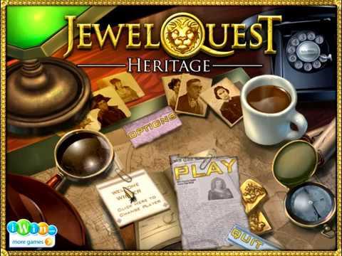 Jewel Quest Heritage 1