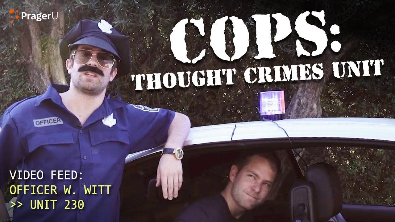 COPS: Thought Crimes Unit with Officer Will Witt