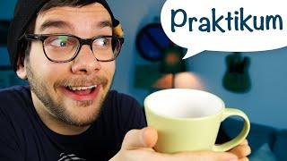 Praktikum - Lernen wie man Kaffee kocht
